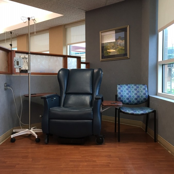 Chemo room_chairs